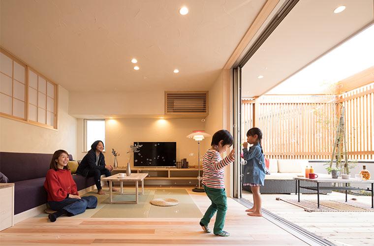 【姫路】ずっと居たくなる!空気がおいしい「アイスタイル」のオシャレな家♪ 体験宿泊も人気!
