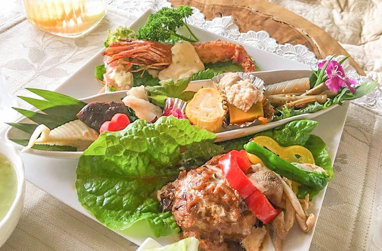 【加古川】週1営業の古民家カフェ「竹のはな」おもてなしランチが大好評!