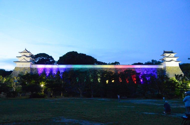 築城400年!「明石城」の魅力満載。季節ごとのイベントも盛りだくさん!