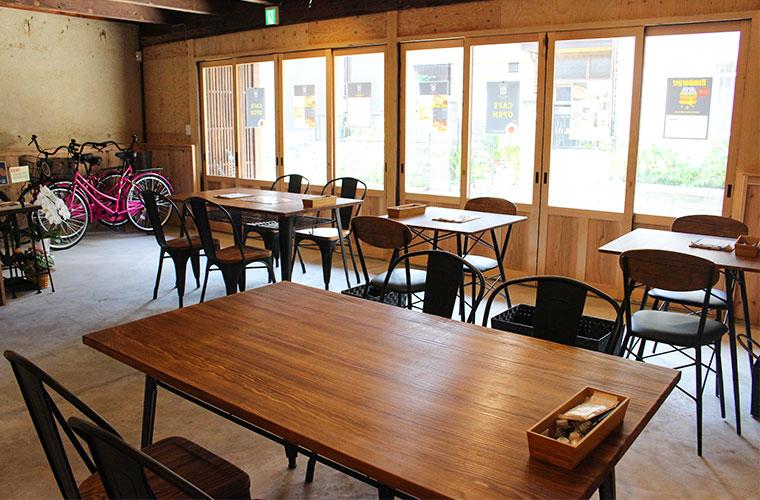 たつの初!古民家ゲストハウス&カフェ「パーチ・ゲストハウス」が8月1日オープン!