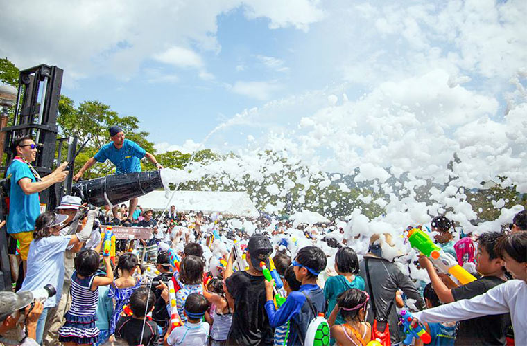 「SPLASH!!丹波!!2019〜令和最初で最大の水遊び〜」開催!先着でプレゼントも♪