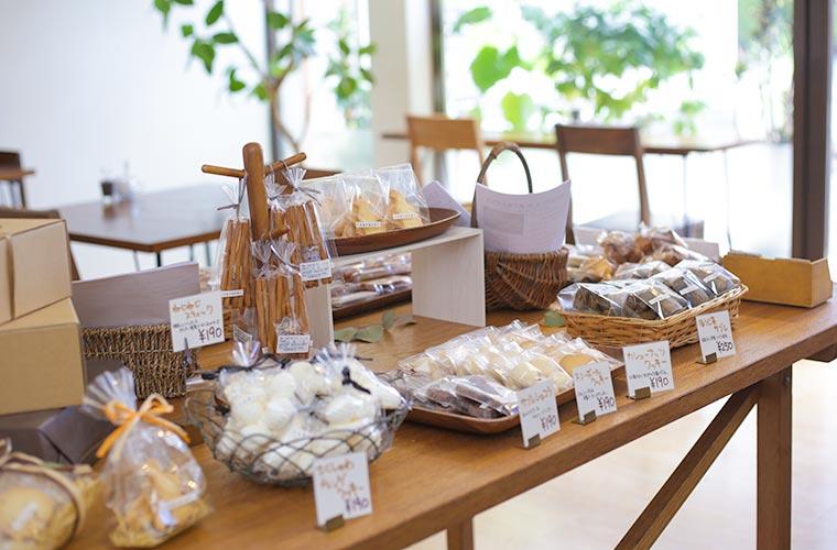 【姫路】焼き菓子が自慢の「カフェさらな」でほっこりするひとときを