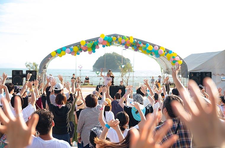 小豆島へ行こう!「shima fes SETOUCHI 2019~百年つづく、海の上の音楽祭。~」
