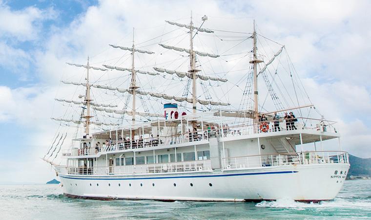 帆船「日本丸」が20年ぶりに寄港!「姫路港ふれあいフェスティバル」開催!楽しいイベント盛りだくさん♪