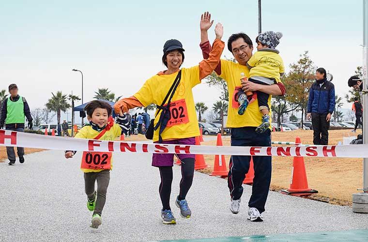 友だち、家族、仕事仲間と楽しく「姫路リレーマラソン2019」に挑戦しよう!