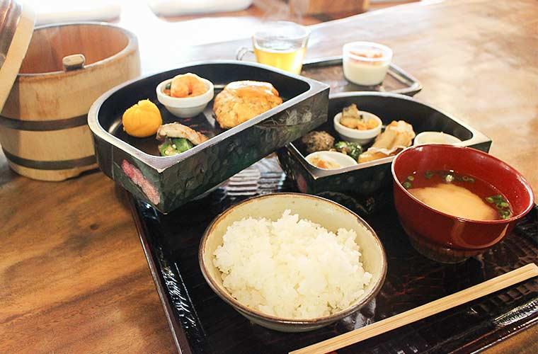 【姫路】米穀店直営の古民家カフェ「米ギャラリー大手前」予約制のランチでお米のおいしさを再発見!