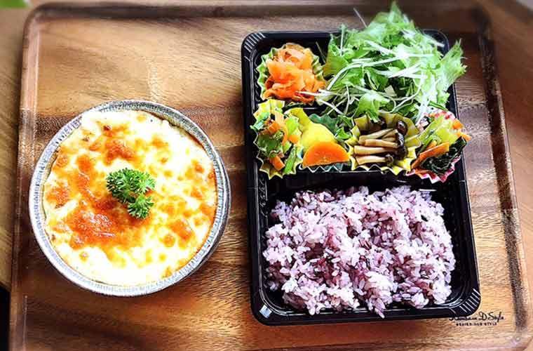 【姫路】オーガニックカフェ「珊瑚椀(さんごはち)」テイクアウトメニューも人気♪