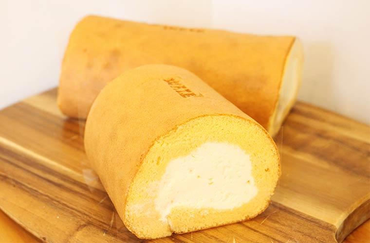 【赤穂】週末限定のロールケーキ専門店「F.T.E」で、もちふわ食感と濃厚生クリームを堪能