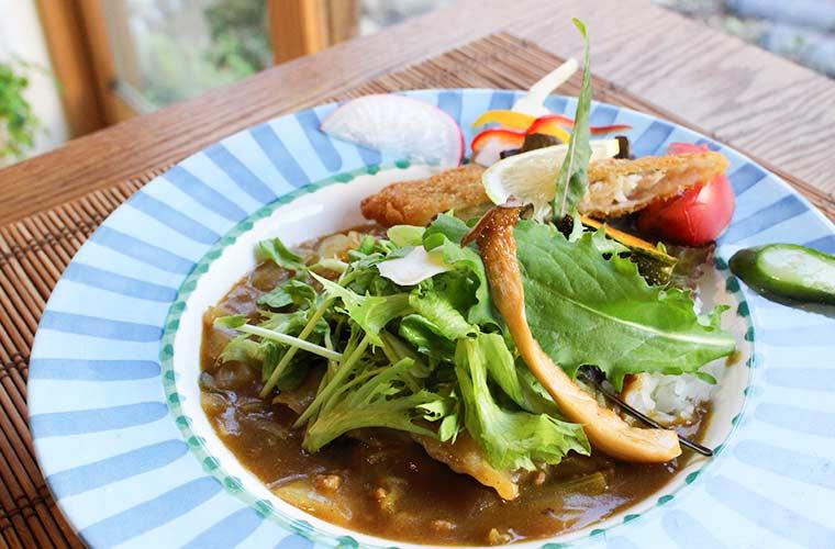 【たつの】癒やしの古民家カフェ「つかのま」自家栽培の野菜とお米の健康ランチが人気!テイクアウトも
