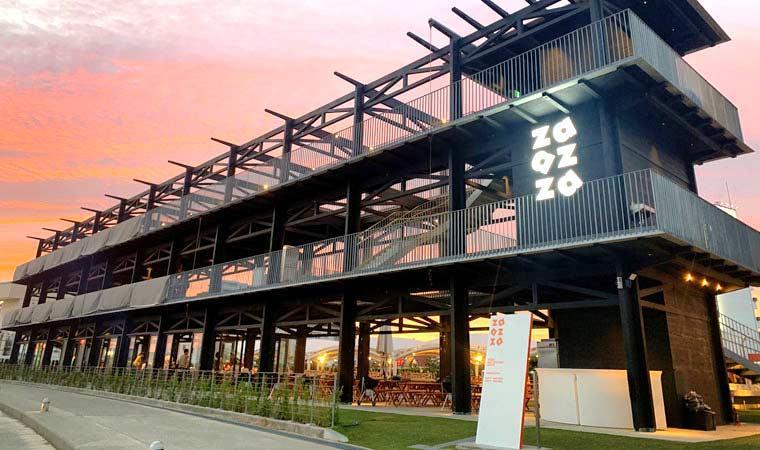 【明石】大蔵海岸「ZAZAZA」の2日間限定イベントに注目!1,000円で牡蠣とホットワインが食べ・飲み放題
