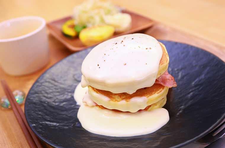 【神河】「Cafe ikoi」の焙煎珈琲がおすすめ!家庭的なランチや銅板で焼くパンケーキも
