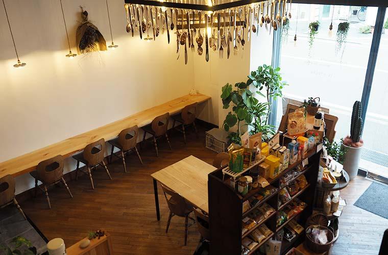 【姫路】マクロビカフェ「il riccio(イルリッチョ)」オープン!料理もスイーツもおいしくてヘルシー