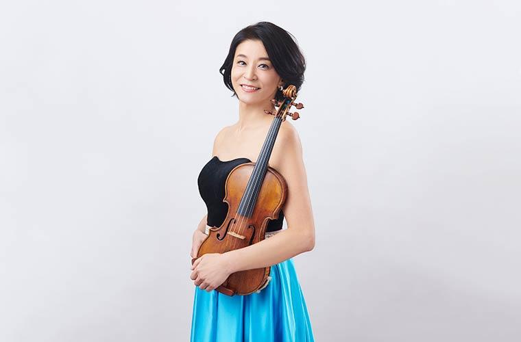 【振替公演決定】チケット完売必至!赤とんぼ文化ホールで高嶋ちさ子のバイオリンコンサート開催