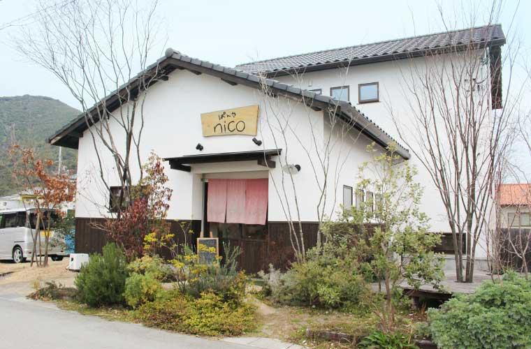 【赤穂】老若男女に愛される「パン屋nico(ニコ)」60種類以上のパンが自慢!キッズスペースも♪