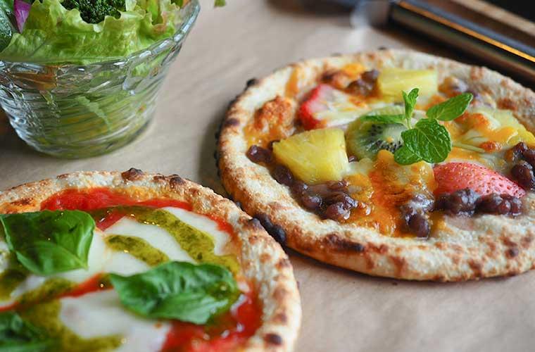 【三木】古民家カフェ「yokatane(よかたね)」石窯焼きの創作ピザや自然派ランチが人気!
