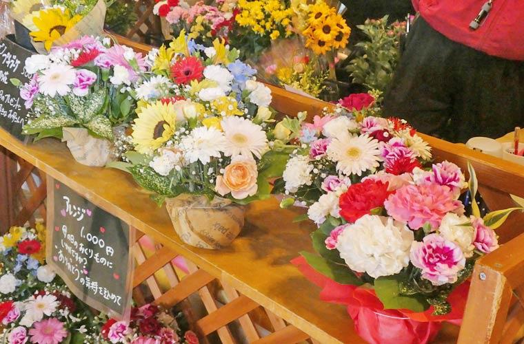 【加古川】グルメ屋台やステージイベントなど毎年好評の「花笑祭」開催!先着プレゼントも
