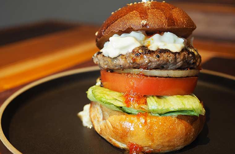 【姫路】こだわりハンバーガー店「マルハチ」がオープン!子どもが喜ぶキッズバーガーもあり!