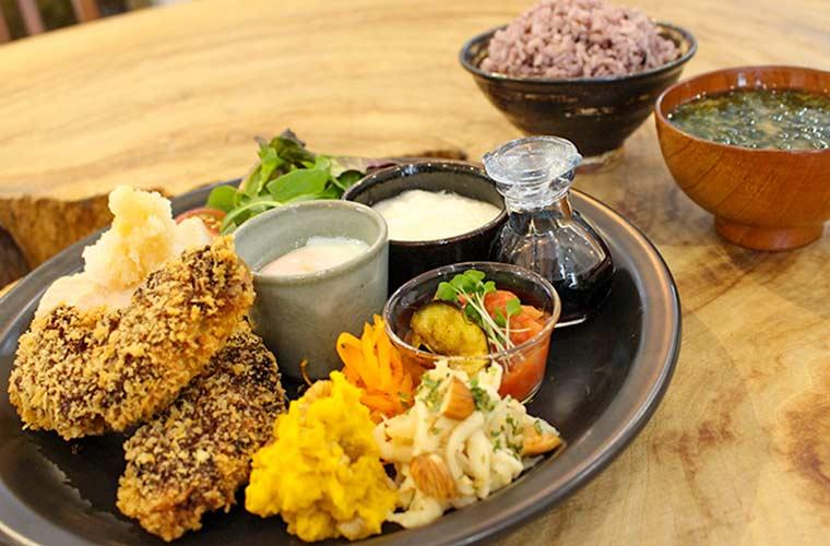 【姫路】オーガニックカフェ 「ametuchi (あめつち)」無添加ランチが登場♪テイクアウトやお弁当も