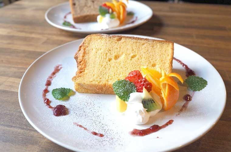 【高砂】古民家カフェ「まどいせん」ふわふわシフォンケーキが人気!レザークラフト教室も!