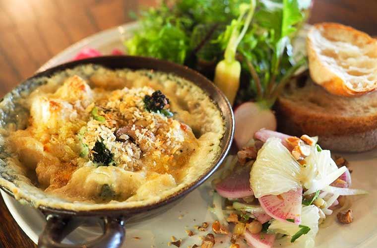【三木】日本の原風景に佇む「Premdan(プレムダン)」菜食ランチとスイーツが人気!