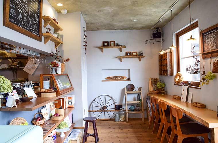 【姫路】「いしころカフェ」栄養価の高いランチと種類豊富な自家製スイーツが人気♪
