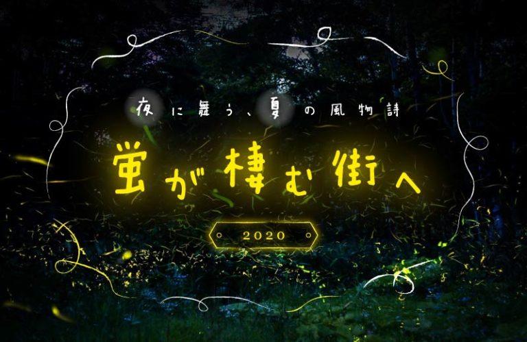 【兵庫県】ホタルが観賞できるスポット7選!初夏の夜の絶景 (2020)