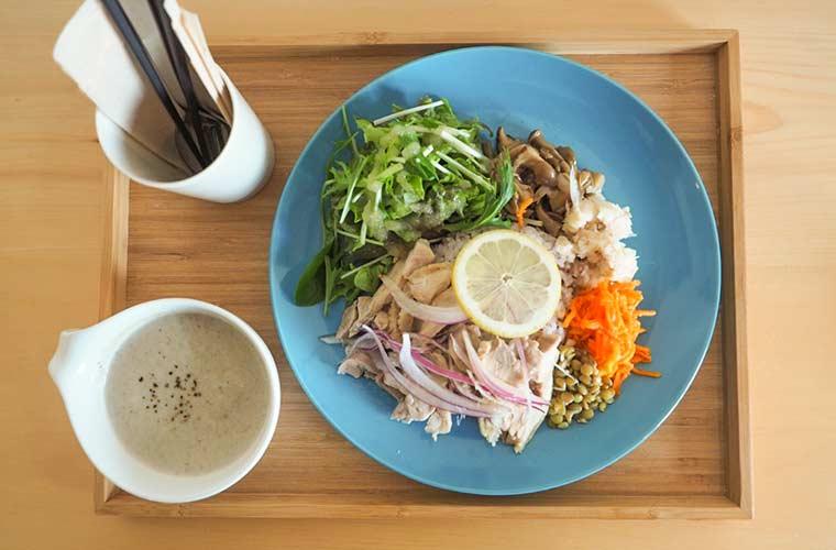 【加古川】カフェ「gecko(ゲッコー)」がオープン!こだわりのヘルシーランチやスイーツを味わって