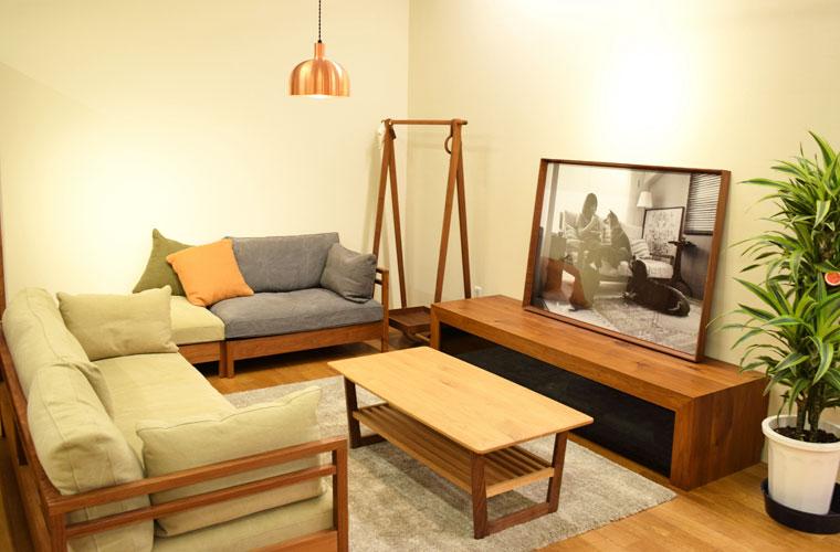 【姫路】「丸忠家具」がリニューアル!天然木の家具は長く使えてモダンテイストにも最適♪