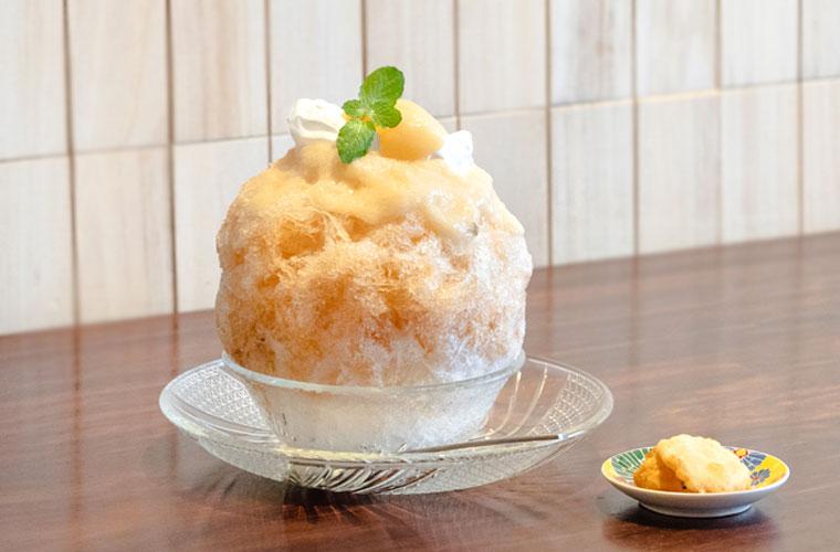 【加古川】おかき専門店「タカミオカキ」から新作かき氷が登場! テイクアウトもOK♪