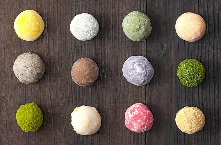 もち米を使用したかわいい大福が人気!和菓子屋「iroHa(イロハ)」がピオレ姫路に登場!