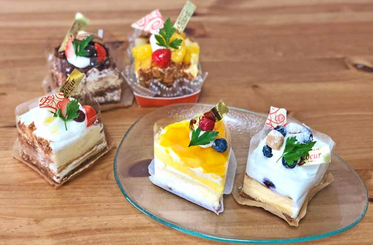 【姫路】「ル・クール」がサマースイーツフェア開催!ケーキのテイクアウトバイキングに注目