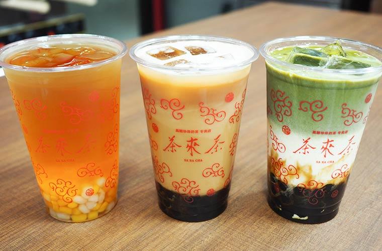 【姫路】台湾スイーツの店「茶來茶(サラチャ)」がオープン!人気のタピオカティーをぜひ!