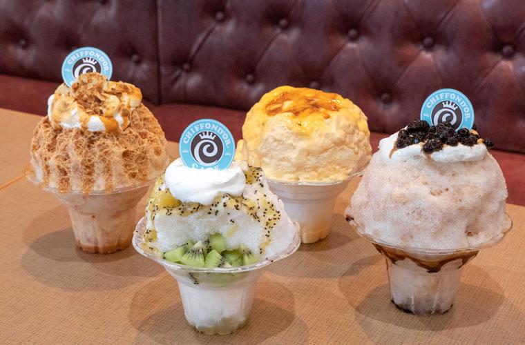 【姫路】シフォンケーキ専門店「シフォンドール」が夏限定かき氷を販売!限定商品も登場♪