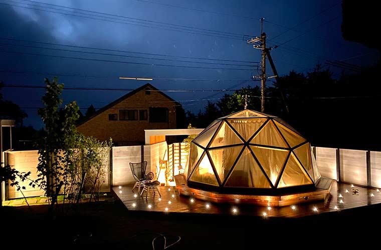 【朝来】グランピング&貸別荘「SUGOMoRIリゾート」オープン!ツリーハウスにも注目!