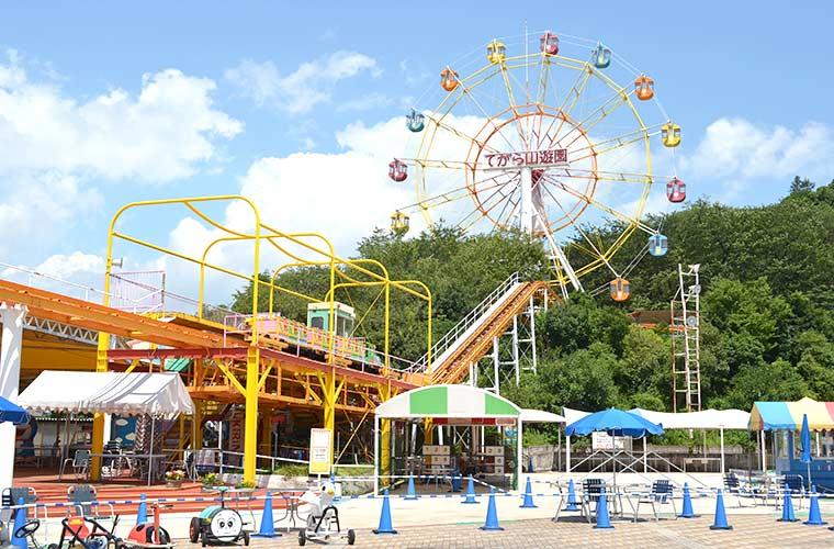 姫路市民の思い出の場所「ひめじ手柄山遊園・姫路市民プール」が今秋9月6日閉園!