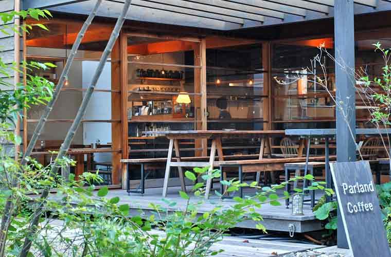 【姫路】隠れ家カフェ「パーランドコーヒー」スペシャルティーコーヒーや自家製スイーツが絶品