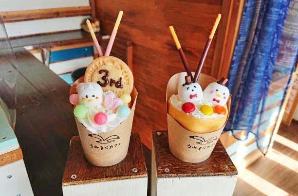 【加古川】インスタ映え抜群!デコクレープが人気の「うみそらカフェ」が周年イベント開催