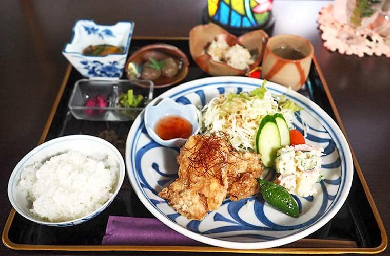 【赤穂】古民家カフェ「ふっくらざっぱ」オープン!地元食材を使ったランチが人気