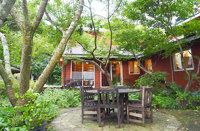 【多可】石窯ピザとハーブのカフェ「スオミガーデンズ」広大な庭にドッグランもあり♪