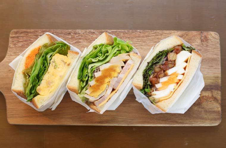 【姫路】サンドイッチ専門店「sun.1(サンドットイチ)」がオープン!こだわりの萌え断サンドが人気