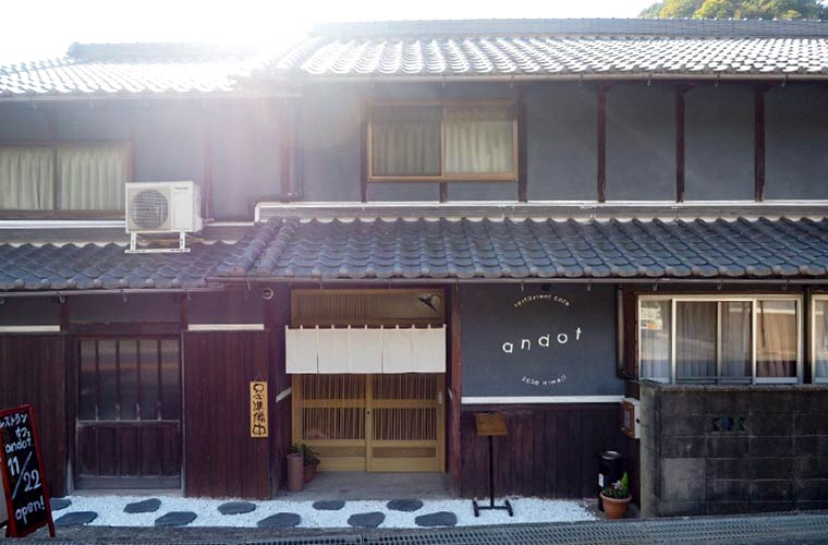 【姫路】古民家カフェ「andot(アンドット)」がオープン!鉄板焼きスタイルが魅力♪