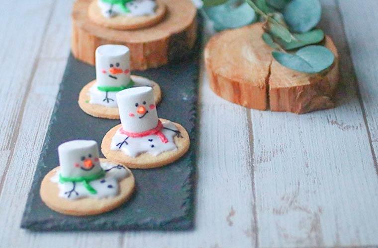 見た目もかわいい♪クリスマスを盛り上げる簡単スイーツレシピ3選【動画あり】