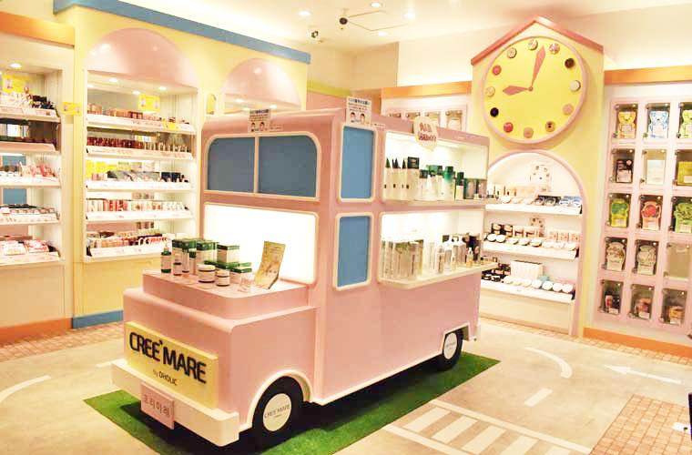 【姫路駅前】韓国コスメや話題のブランドアイテムも充実!「LOOK 姫路グランフェスタ店」