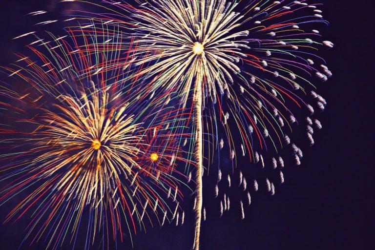 """姫路市内12カ所で花火を打ち上げ!花火と一緒に""""ありがとう""""を伝えよう"""
