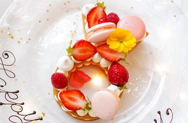 【姫路】アルモニーアッシュに「marryカフェ」がオープン!セルフデコレーションケーキがかわいい♪