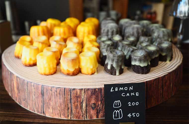 【姫路】レモンケーキ専門店「レゾンデートル」オープン!かわいいスイーツが手土産に人気!