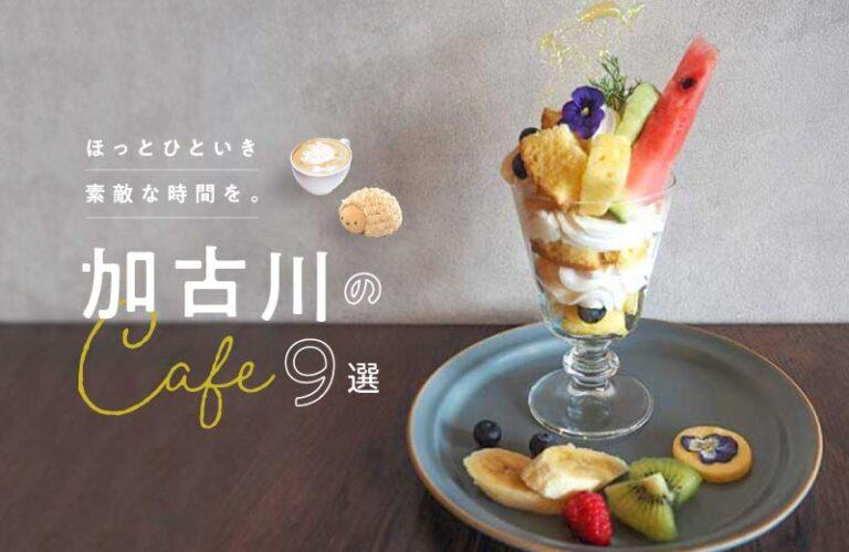 【加古川カフェ9選】ランチ&スイーツがインスタ映え!人気のおしゃれ店を紹介♪