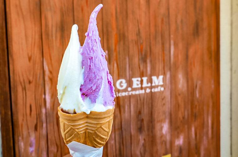 【淡路島】ジェラート専門店「G.ELM(ジーエルム)」こだわりの日替わりフレーバーが魅力
