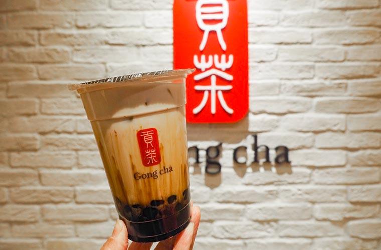 【明石】アジアンティーカフェ「Gong cha(ゴンチャ)」がオープン!上質なティーやタピオカが人気♪