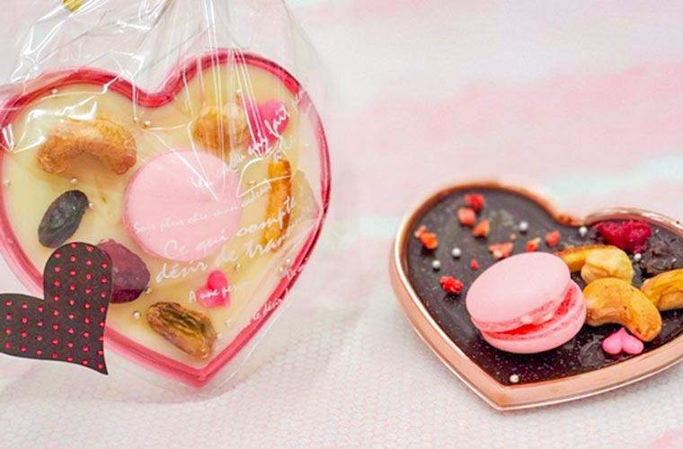 「みかしほ学園」の学生によるバレンタインイベントを開催♪トリュフや焼き菓子、キットの販売も